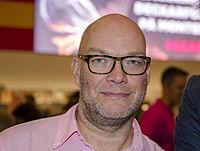 Michael Hjorth, Göteborg Book Fair 2014 1.jpg