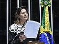 Michelle Bolsonaro discursa no Senado.jpg