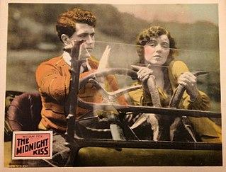 <i>The Midnight Kiss</i> 1926 film