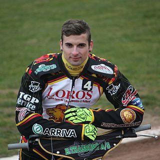 Mikkel Michelsen Danish speedway rider
