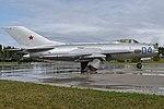 Mikoyan-Gurevich MiG-19P '04 blue' (38048417571).jpg