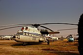 Mil Mi-6 DATANSHAN AVIATION MUSEUM OCT 2012 (8181901192).jpg