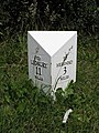 Milestone Opposite Lugwardine Church - geograph.org.uk - 1355884.jpg
