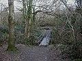 Milford on Sea, footbridge - geograph.org.uk - 1753301.jpg