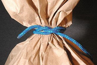 Miller's knot - Image: Millers Knot with Bag ABOK 1241
