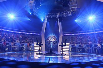 Who Wants to Be a Millionaire? - TV studio of ¿Quién quiere ser millonario?, the Salvadorian version of the show.