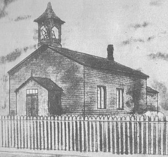 Mimico - Church Church was opened in Mimico in 1827.