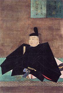 Japanese court noble, samurai and poet