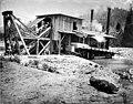 Mining dredge, California, ca 1901 (INDOCC 221).jpg