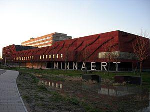 Uithof - Minnaert building
