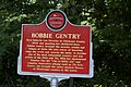 Mississippi Country Music Trail marker for Bobbie Gentry.jpg