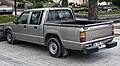 Mitsubishi L200 2.5 Diesel 2WD double cab rear.jpg