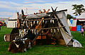 Mittelalterlicher Verkaufsstand – Hörnerfest 2014 02.jpg