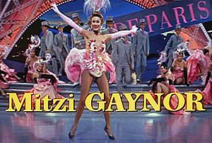 There's No Business Like Show Business (film) - Mitzi Gaynor as Katy.