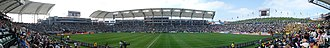 StubHub Center - Image: Mlscup 2008