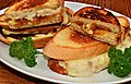 Mmm... Grilled Swiss with onion jam on sourdough (6326574737).jpg