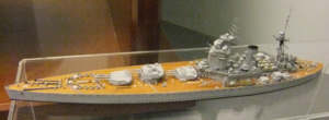 Model of HMS Rodney (29), Merseyside Maritime Museum.png