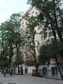 Mokotów - Gimnazjum im.J.Piłsudskiego i dom mieszkalny - 10.jpg