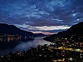 Moltrasio, Lake Como - between sunset and twilight.jpg