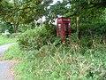 Monkswood telephone box - geograph.org.uk - 543244.jpg