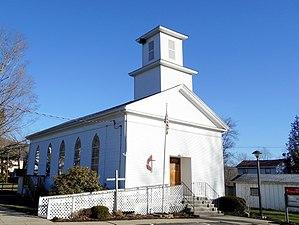 Monroe, Pennsylvania - Monroeton United Methodist Church