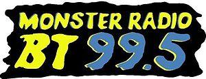 DXBT - Image: Monster Radio BT 99.5