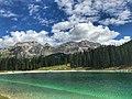 Montagnoli Lake, Madonna di Campiglio, Trentino.jpg
