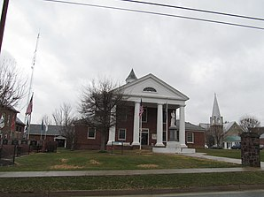 Highland County Courthouse