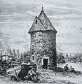 Montreal - The Old Windmill, and Morgue on Windmill Point.jpg