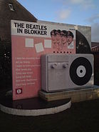Monument The Beatles, Blokker