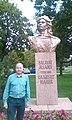 Monument to Salawat Yulayev, Paldiski 05.jpg