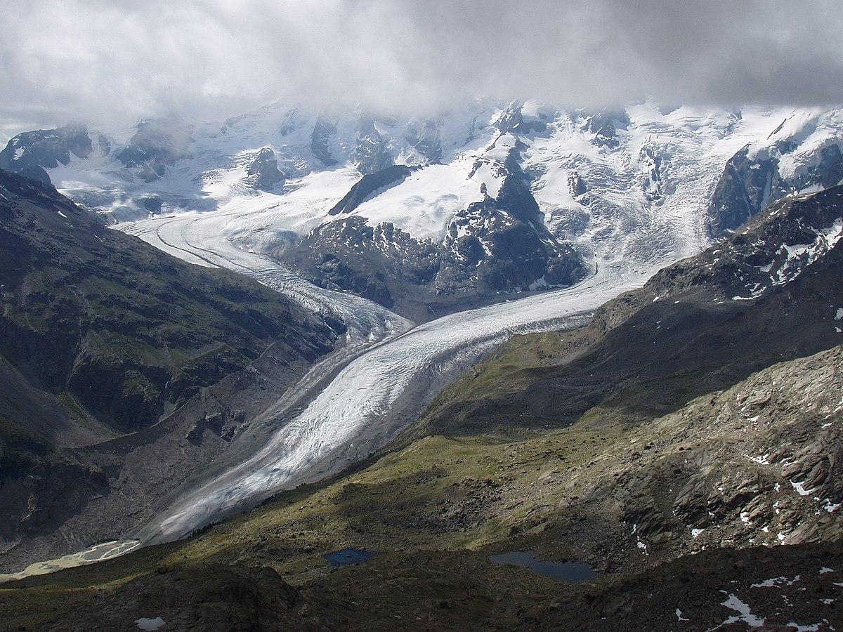 Morteratsch Glacier - Wikipedia