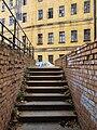 Moscow, B Savvinsky 2CC back stairs 05.JPG