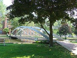 Moseley Wrought Iron Arch Bridge