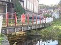 Moss Swing Bridge, Rodley - geograph.org.uk - 77321.jpg