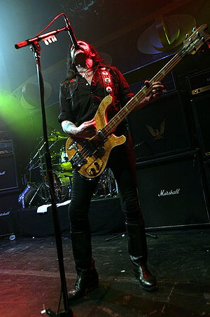 Motorhead Live at Reds, Edmonton, May, 2005