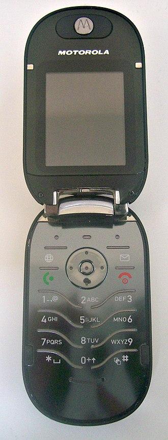 Motorola Pebl - Motorola U6 (Open)