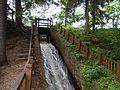 Moulin seigneurial de Tonnancour - Barrage.JPG