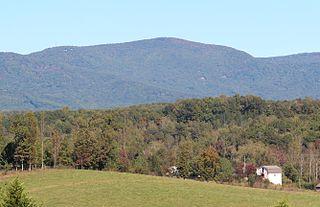 Mount Oglethorpe mountain in United States of America