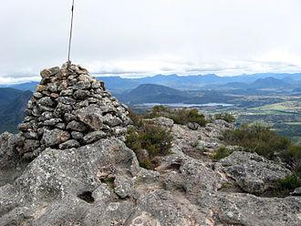 Scenic Rim Region - Mount Maroon, 2009