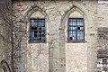 Mur sud de l'abbatiale du couvent des Jacobins, Rennes, France.jpg