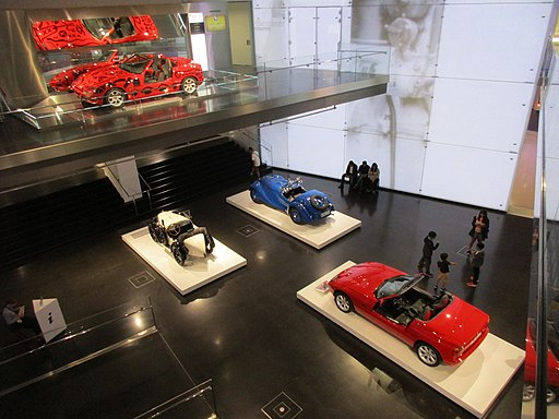 BMW Museum- Virtual Tour