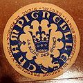Musée Européen de la Bière, Beer coaster pic-079.JPG