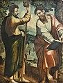 Musée d'art et d'archéologie du Périgord - Luis de Morales - Saint Jacques et saint Jean l'Évangéliste.jpg