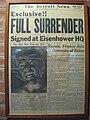 Musée de la reddition The Detroit News.JPG