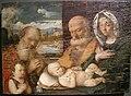 Museo regionale di messina, giovanni buonconsiglio detto marescalco, sacra famiglia con san giovannino.JPG