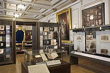 Museum of Freemasonry, North Gallery, at Freemasons' Hall