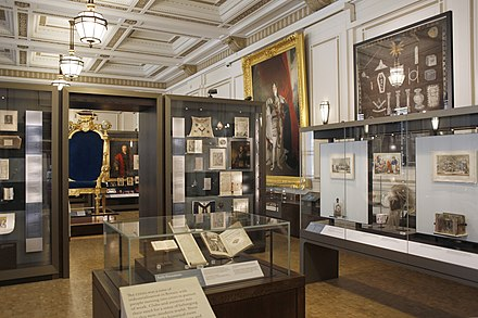 Museum of Freemasonry at Freemasons' Hall Museum-of-freemasonry-north-gallery-2-2018.jpg