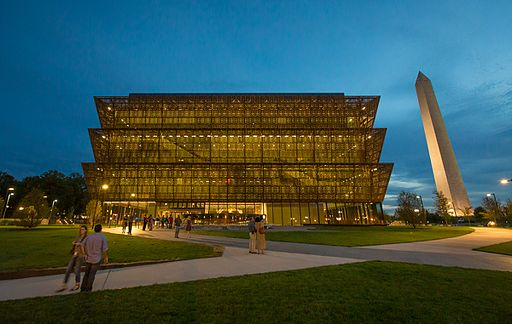 Museum of African American History & Culture - Wide Angle