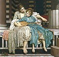 Music Lesson by Lord Frederic Leighton.jpg
